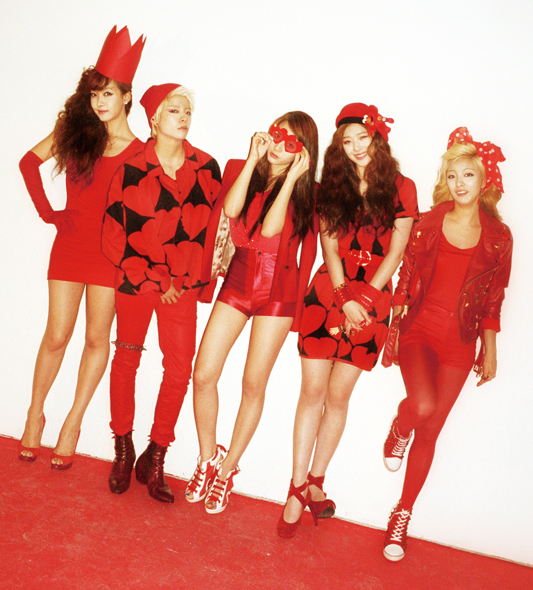 F(x) Hot Summer group concept photo.png