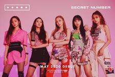 SECRET NUMBER group debut teaser 2