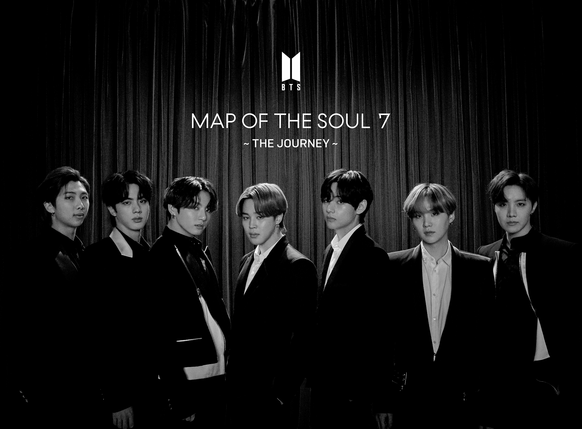 BTS Map of the Soul 7 The Journey Limited Edition C album cover.png