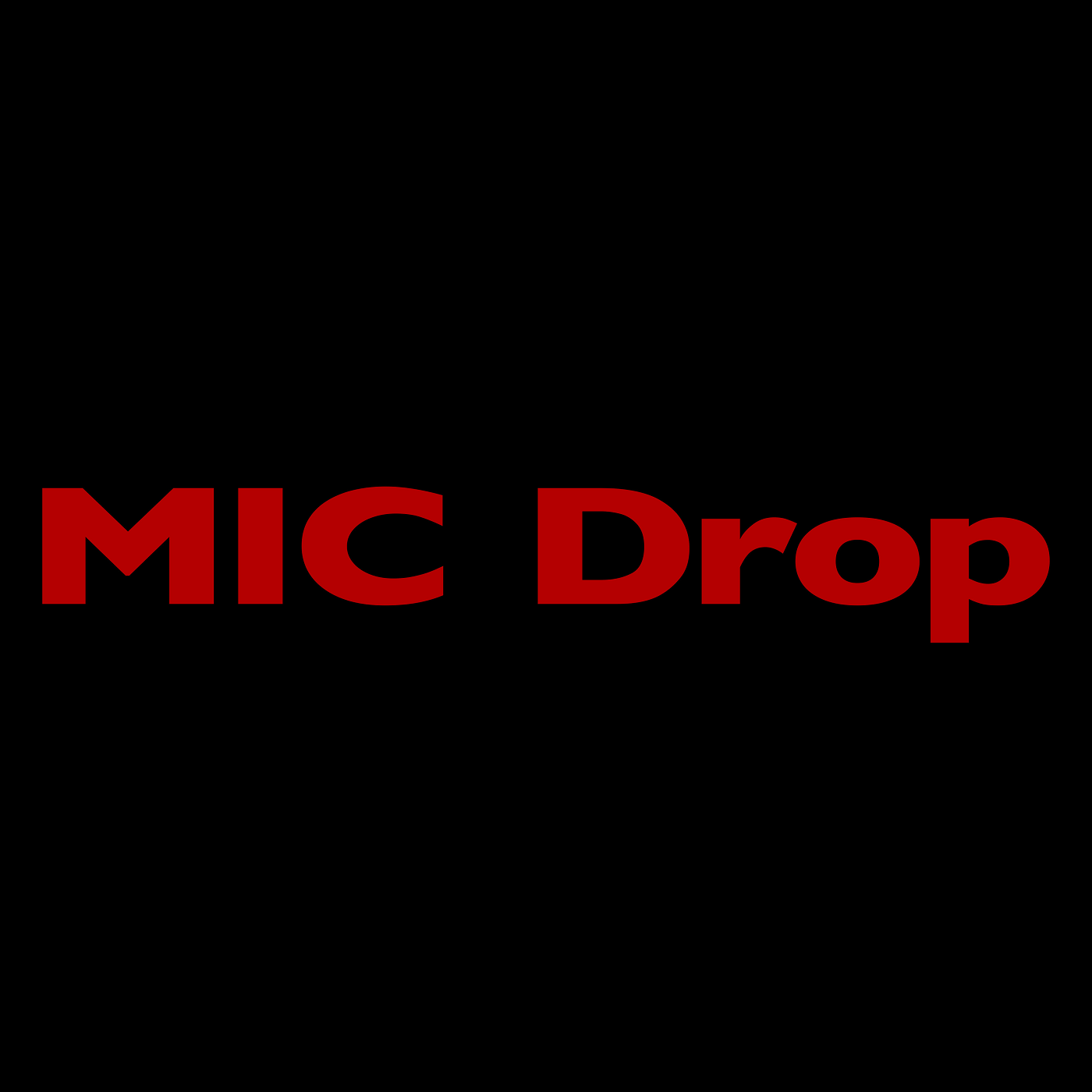 MIC Drop (Steve Aoki Remix)