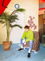 Block B Park Kyung Yesterday promo photo
