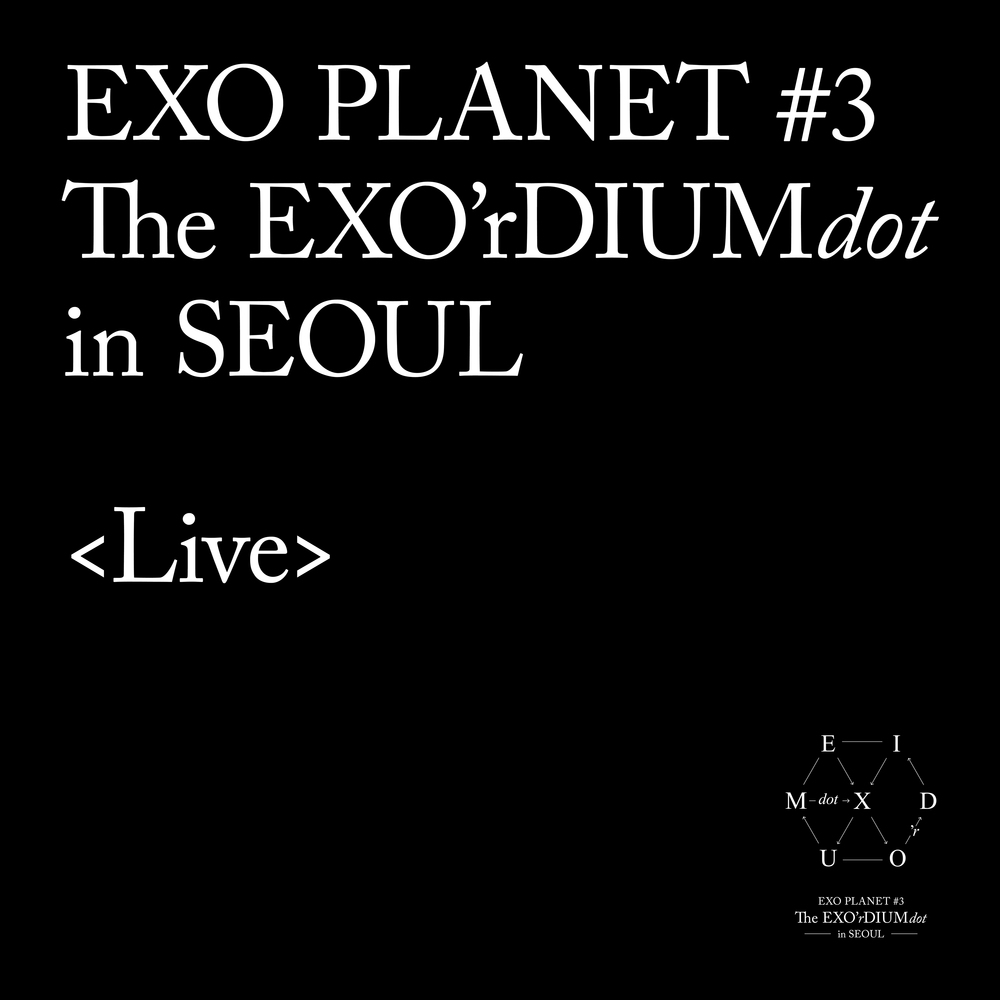 EXO Planet 3 - The EXO'rdium (Dot)