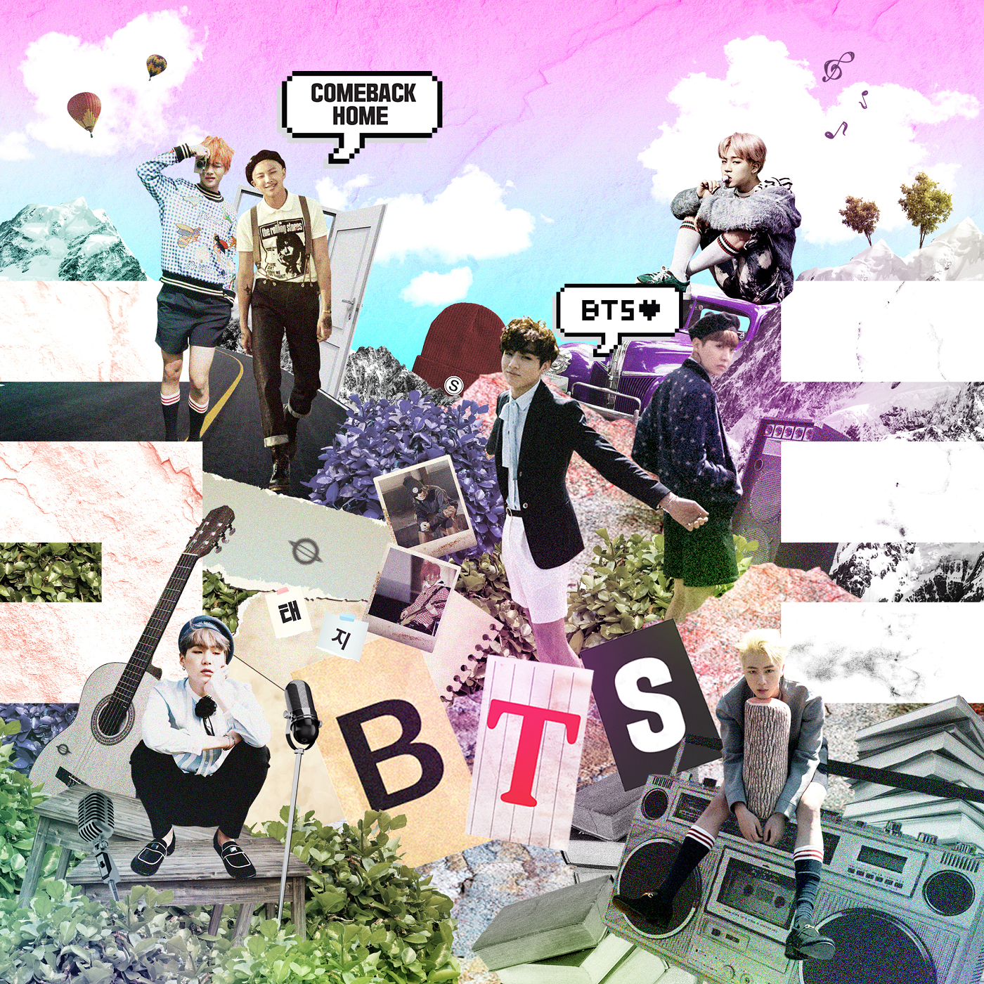 BTS Come Back Home album cover.png