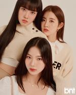 STAYC Yoon Sieun Isa BNT November 2020
