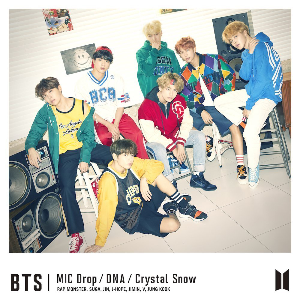 MIC Drop/DNA/Crystal Snow