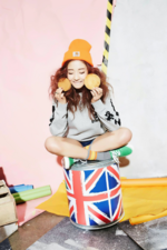 CLC Seungyeon First Love promotional photo