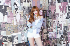 EXID Hani Ah Yeah concept photo