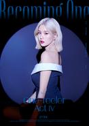IZONE Kwon Eun Bi One reeler concept photo (2)