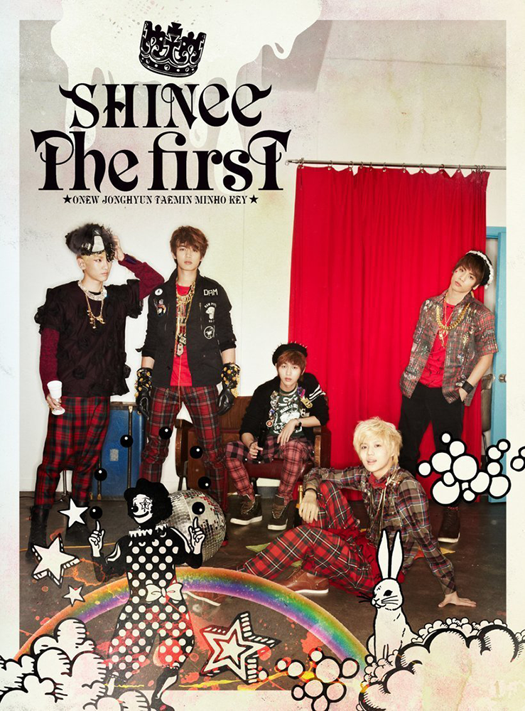 SHINee - The First (Limited).png