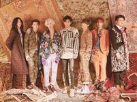 Super Junior Replay group promo photo