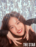 THE STAR GWSN Lena December pictorial