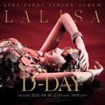 "Lisa -""Lalisa"" D-Day poster"