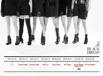 CLC Black Dress release schedule