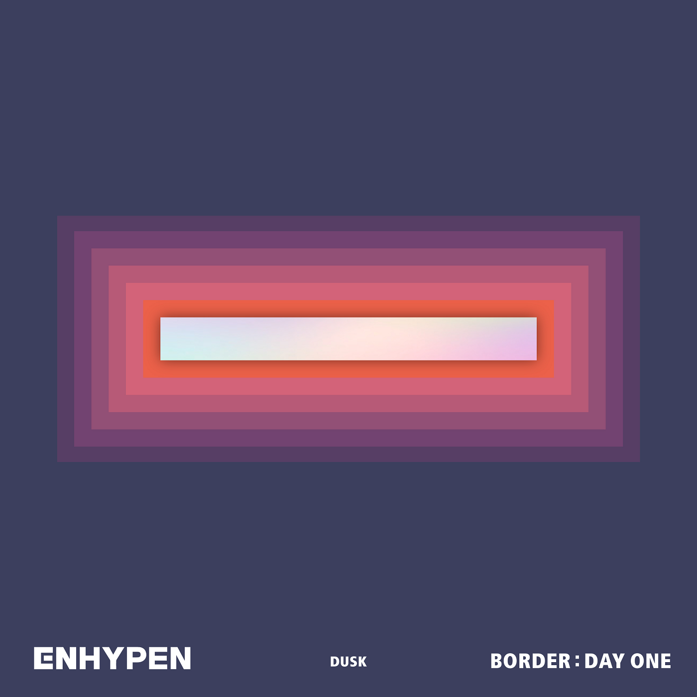 ENHYPEN Border Day One Dusk ver. album cover.png