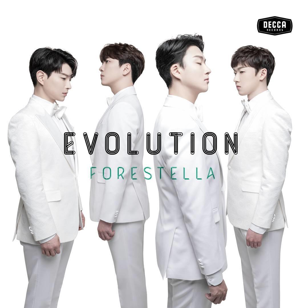 Evolution (Forestella)