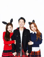 Lee Hi Suhyun Bobby I'm Different promotional photo 2