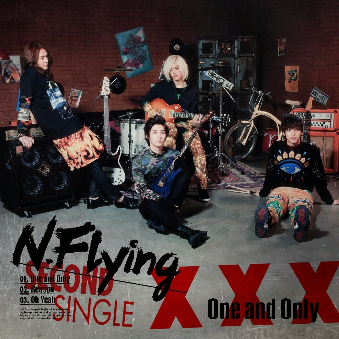 One and Only (N.Flying)
