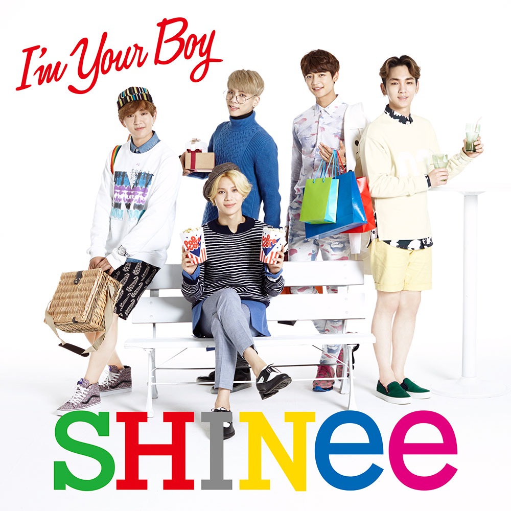 SHINee I'm Your Boy cover.png