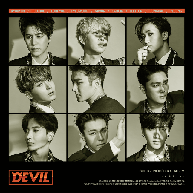 Devil (SUPER JUNIOR)