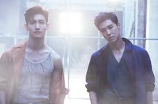 TVXQ! Road group promo photo