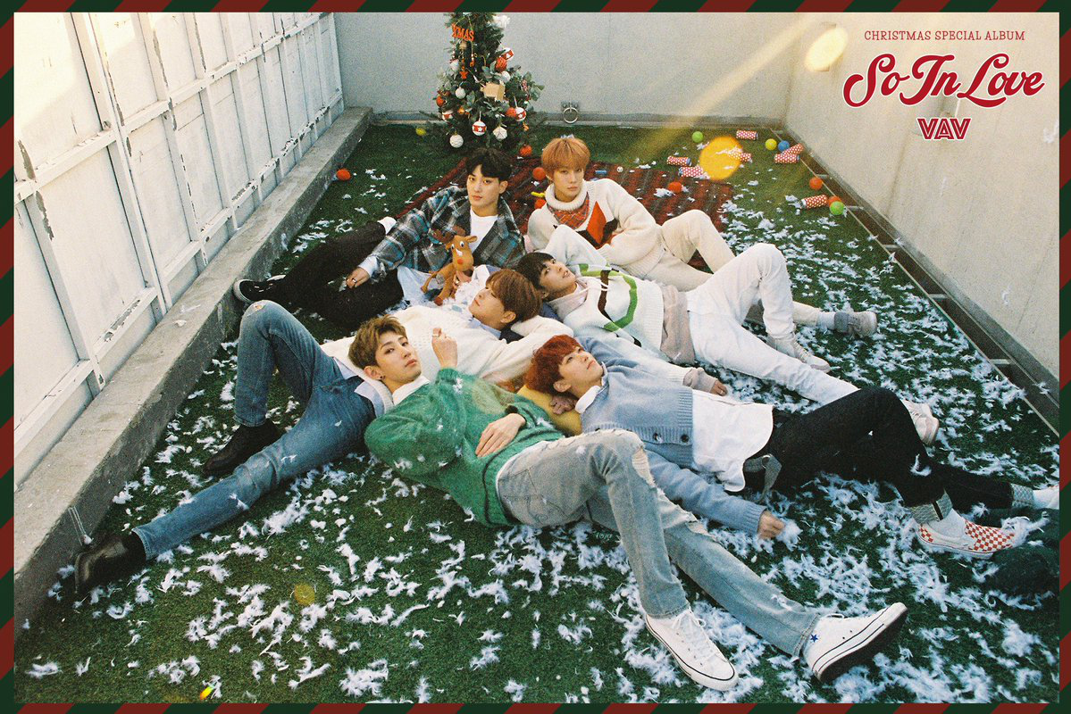 VAV So In Love promootional photo.png