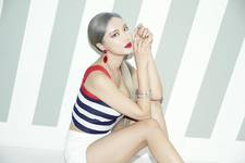 LE Up & Down Japanese single promotional photo