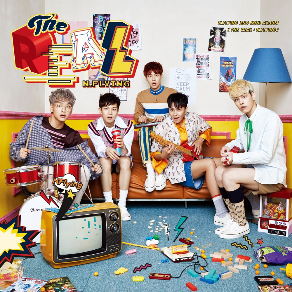 The Real : N.Flying