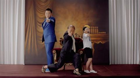 PSY - DADDY(feat