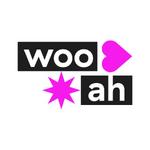 Woo!Ah! Official logo