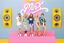 MINX Why Did You Come To My Home? group promo photo