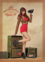9MUSES Moon Hyuna Sweet Rendezvous teaser photo