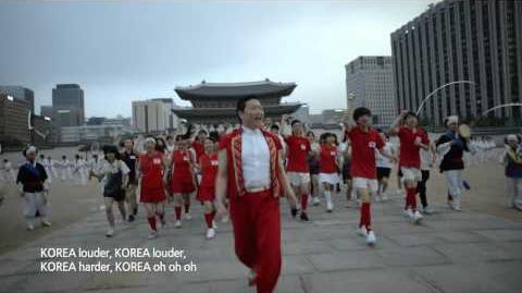 PSY - KOREA M V