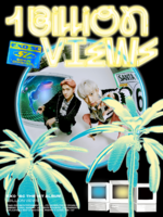EXO-SC 1 Billion Views group concept photo 1