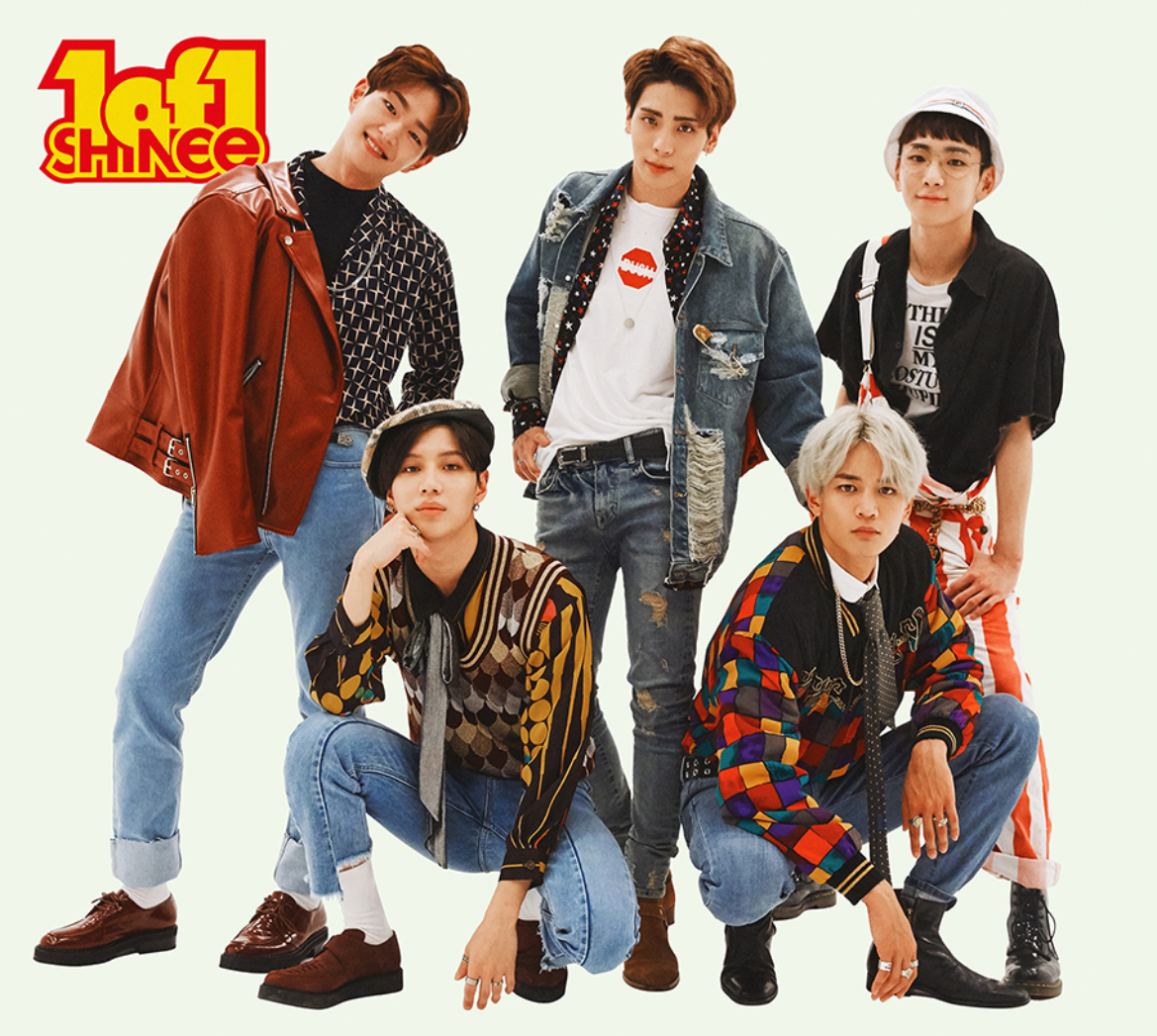 SHINee 1 of 1 promo photo 2.png