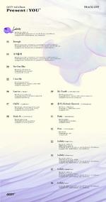 GOT7 Present You track list