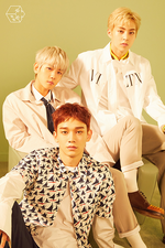 EXO-CBX Blooming Days group promo photo 2