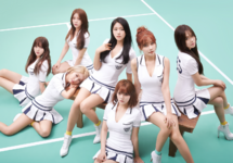 AOA Heart Attack group promo photo
