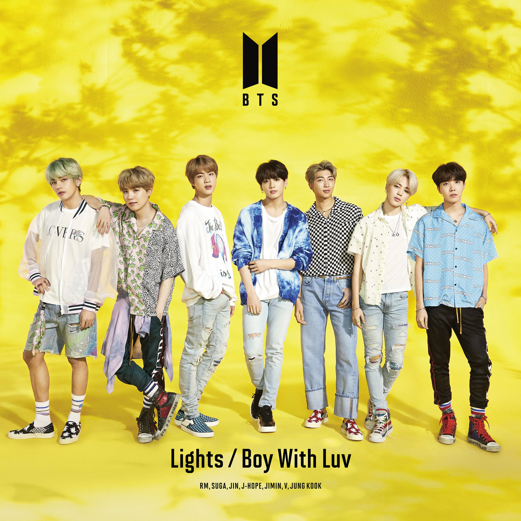 BTS Lights Boy With Luv Type A cover art.png