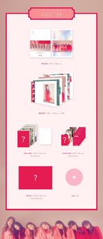 CLC Free'sm album packaging