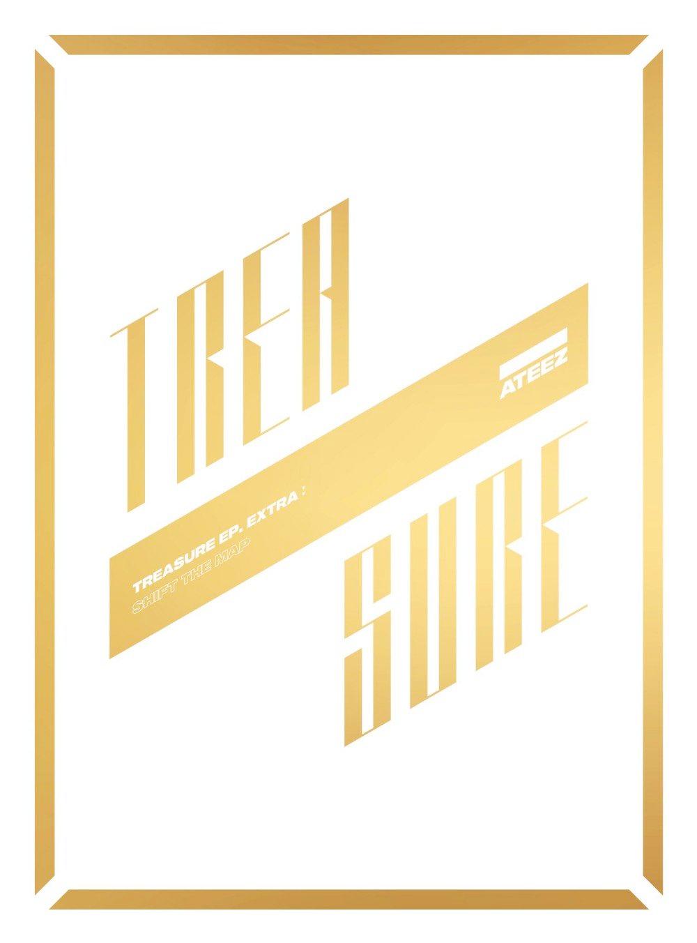 Treasure EP.Extra : Shift The Map