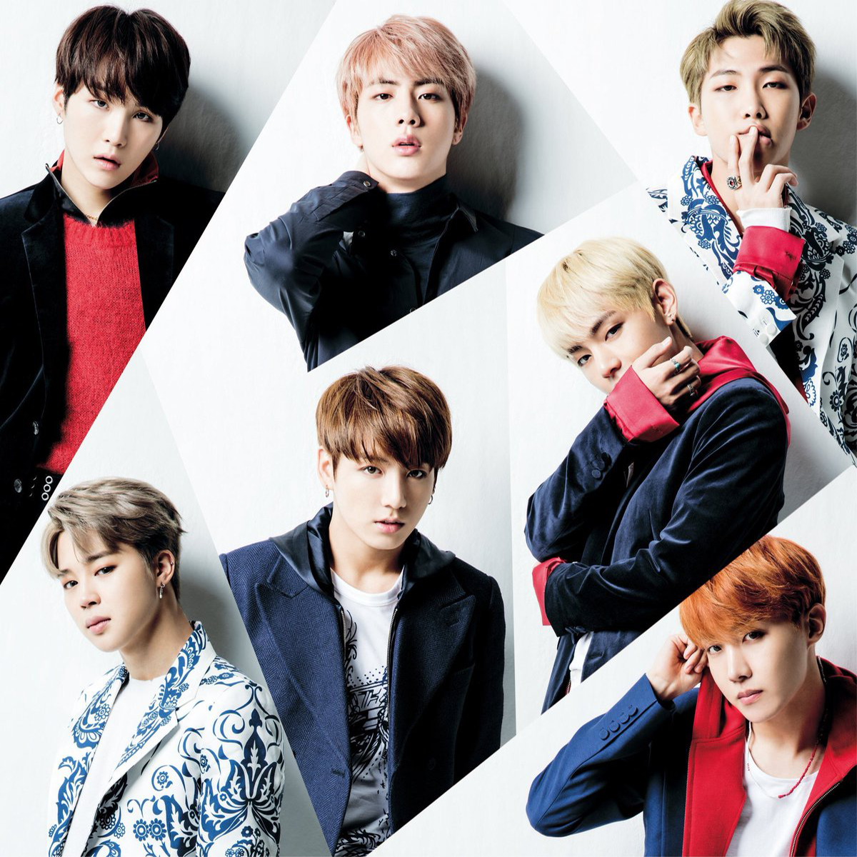 The Best of BTS: Japan Edition
