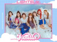 LIGHTSUM Vanilla teaser photo (2)