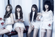 Miss A Touch group photo