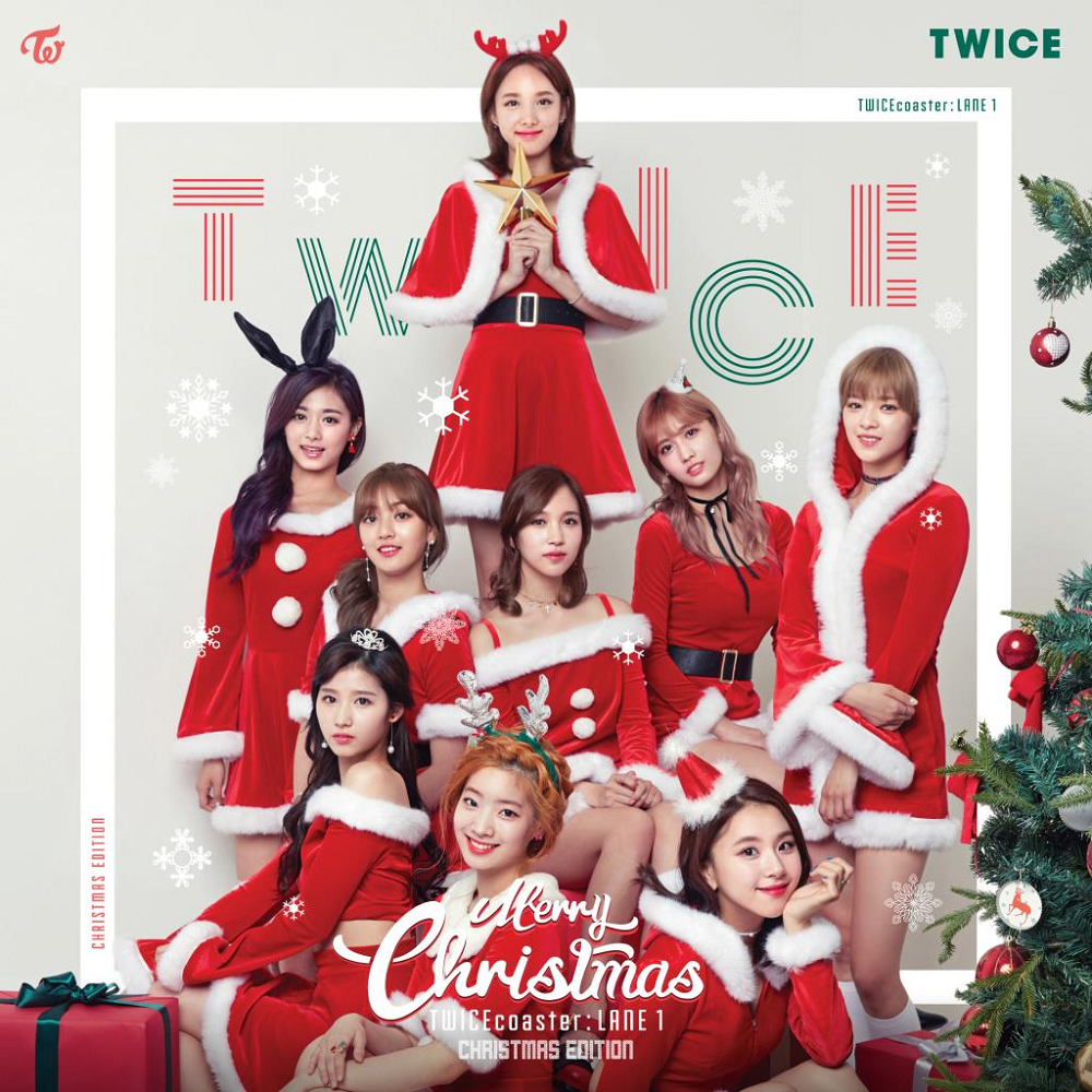 TWICE 3rd mini album Christmas Edition cover art.png