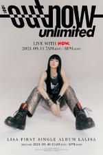 Lisa - 'Lalisa' unlimited Lisa live poster