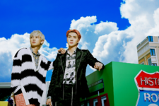 EXO-SC 1 Billion Views group concept photo 4