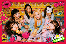 PinkFantasy Lemon Candy group concept photo