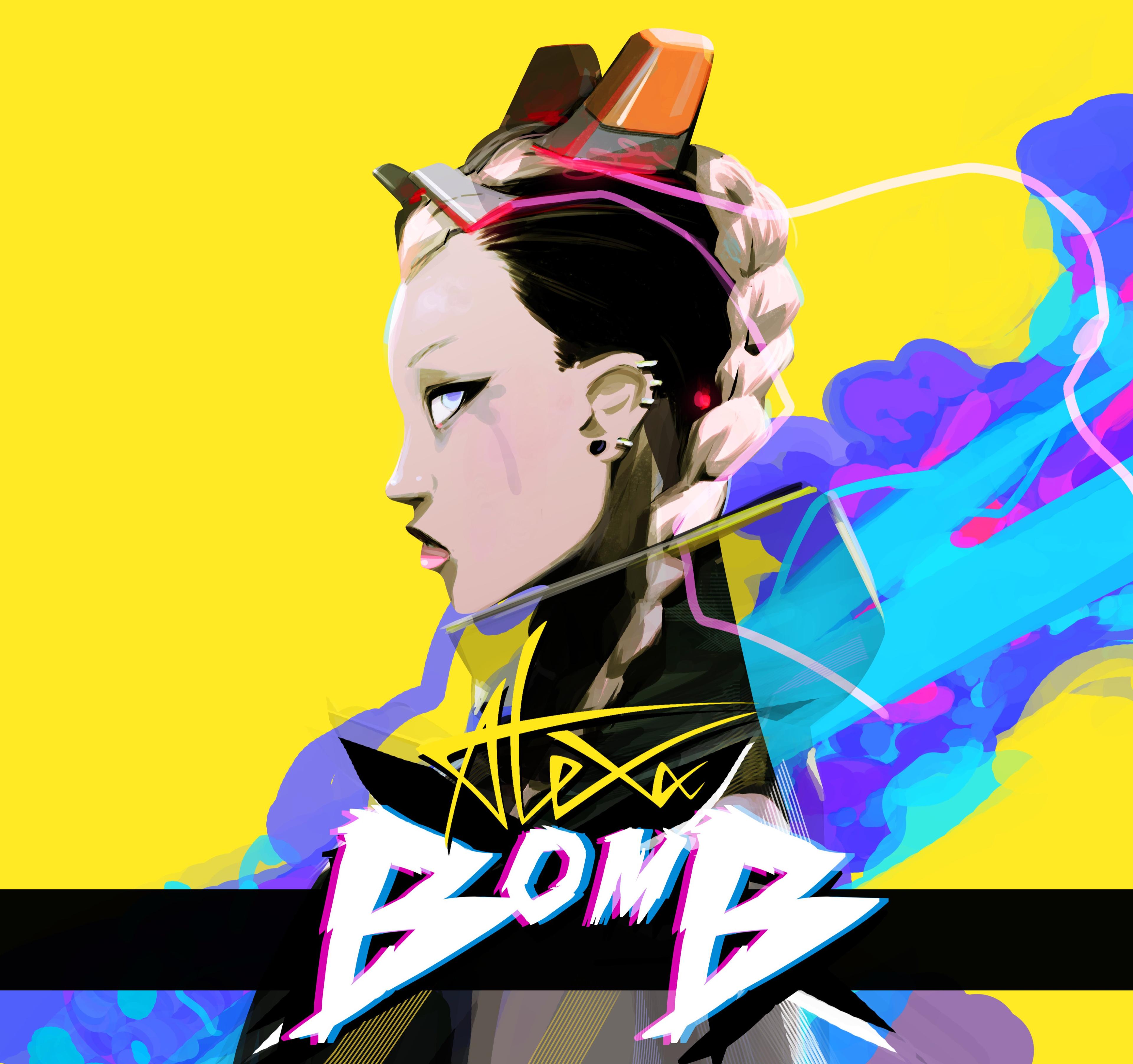 Bomb (Алекса)