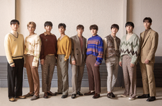 SF9 Special History Book group promo photo