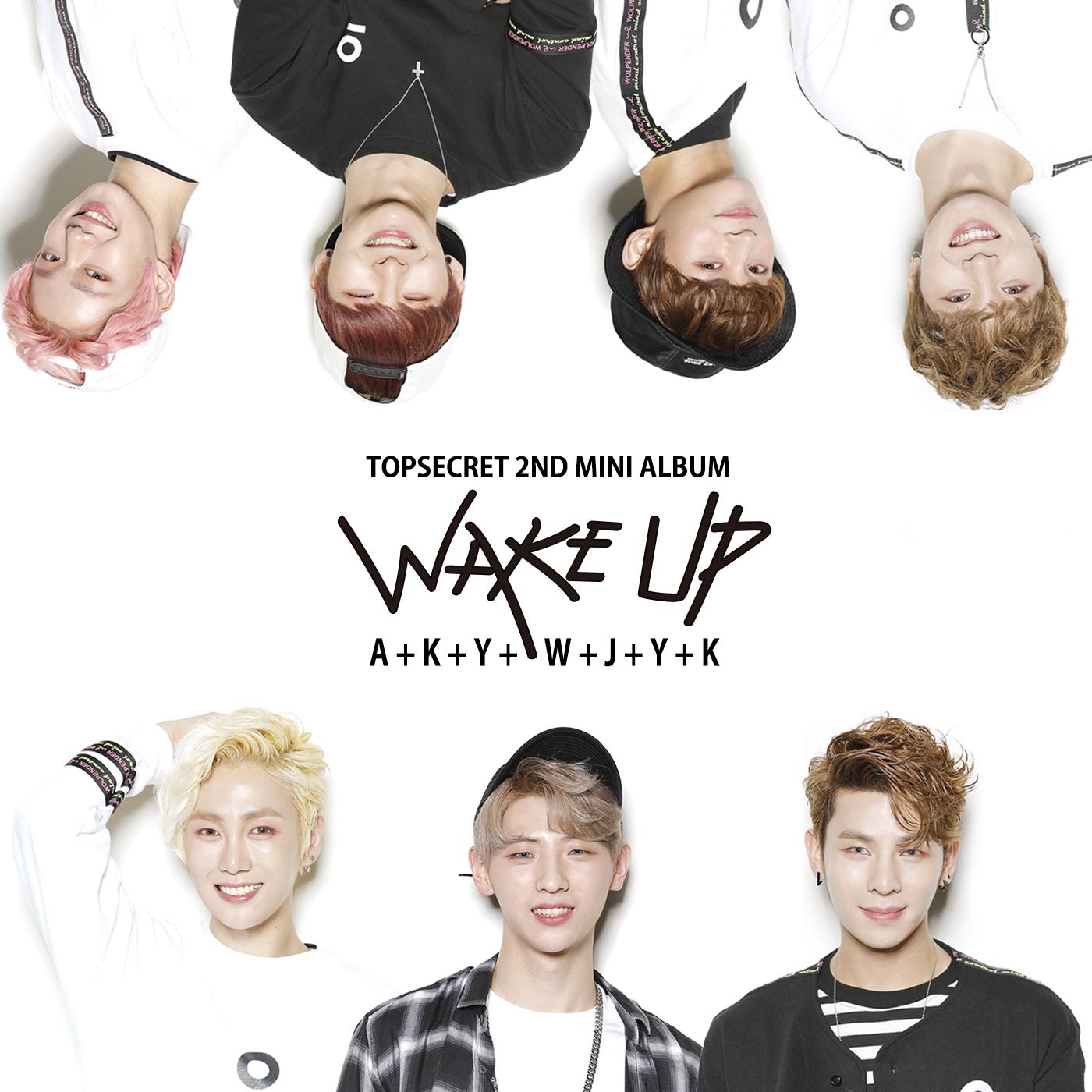 Wake Up (TopSecret album)